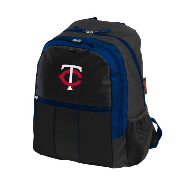 Logo Brand Minnesota Twins Victory Backpack