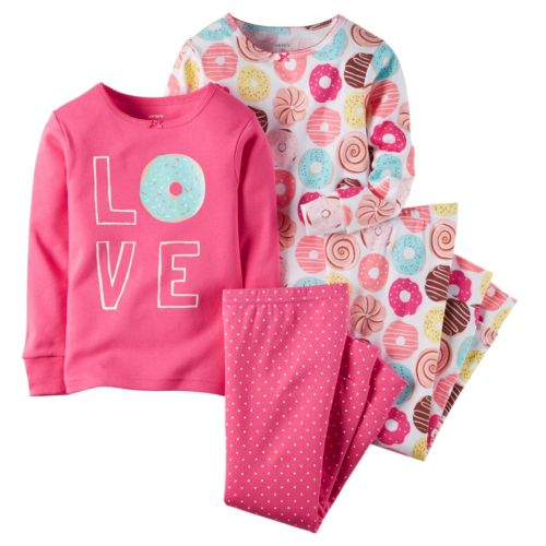 Carter's Pajama Set - Toddler Girl