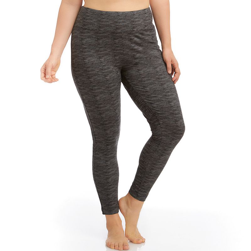 Plus Size Marika Printed Yoga Leggings