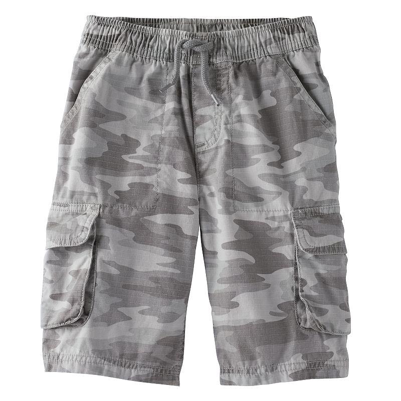 Boys 4-7x SONOMA Goods for Life™ Ripstop Cargo Shorts