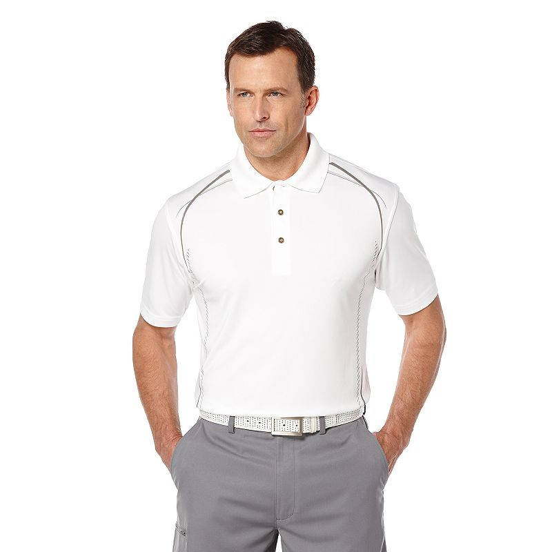 Men's Grand Slam Classic-Fit Motionflow Performance Golf Polo