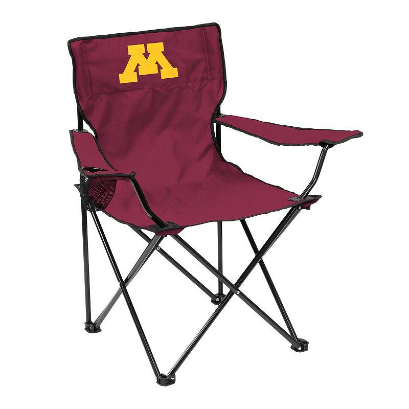 Logo Brand Minnesota Golden Gophers Portable Folding Chair