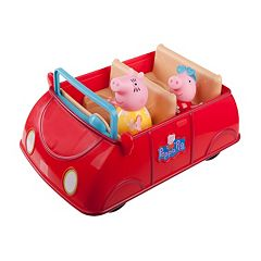Peppa Pig Peppa's Red Car by