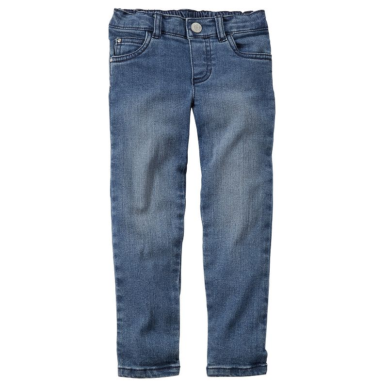 Girls 4-8 Carter's Stretch Slim-Fit Jeans