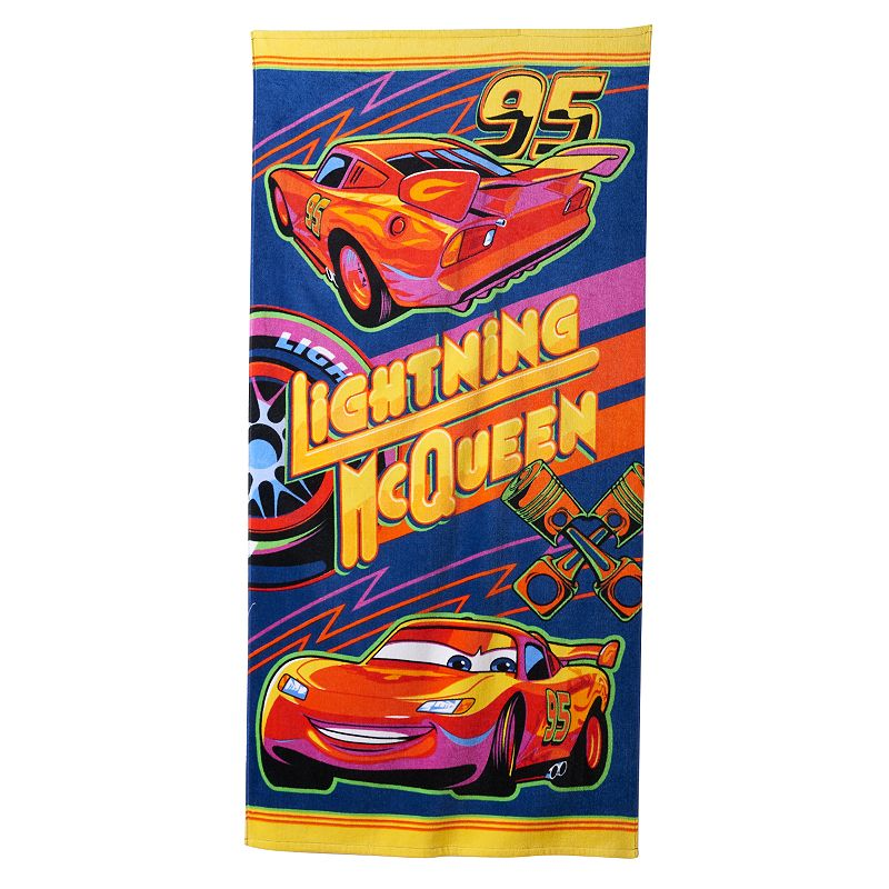 Disney's Cars Beach Towel by Jumping Beans®