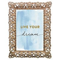 Luxe Collection 4'' x 6'' Openwork Frame