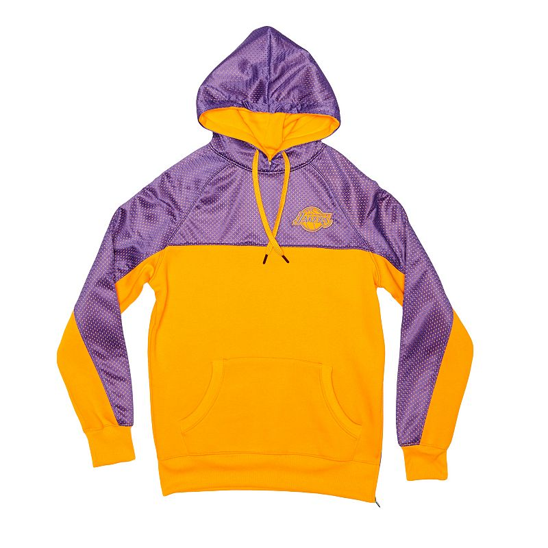 Men's Unk Los Angeles Lakers Dubs Pullover Hoodie