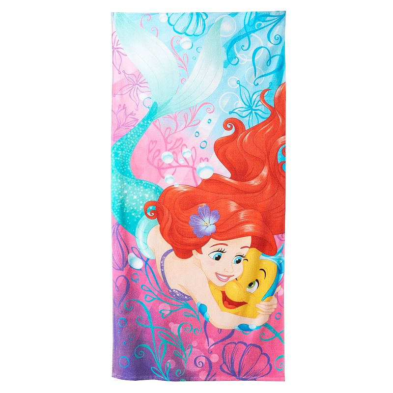 Disney's Ariel Beach Towel by Jumping Beans®