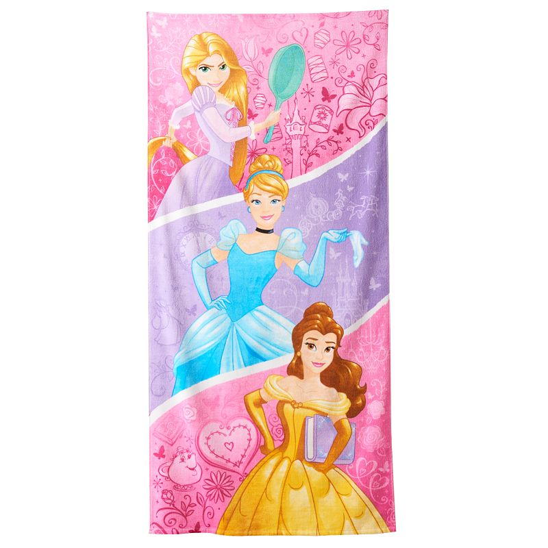 Disney's Princess Beach Towel by Jumping Beans®