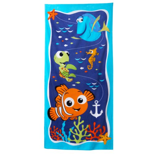 Disney / Pixar Finding Nemo Beach Towel by Jumping Beans®