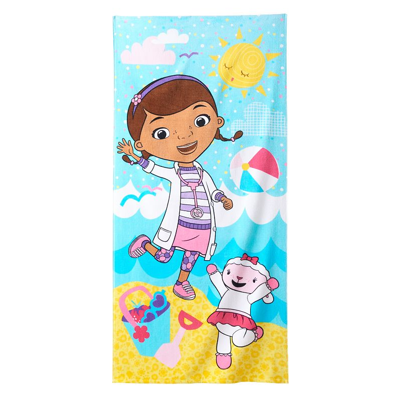 Disney's Doc McStuffins Beach Towel by Jumping Beans®