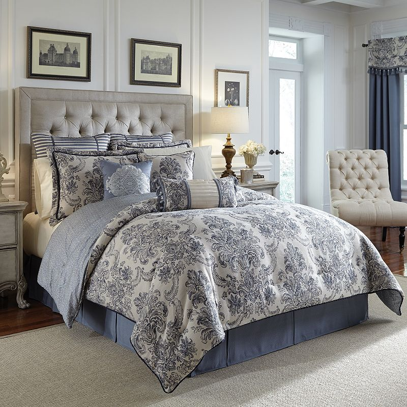 Estate by Croscill Amelia 4-pc. Comforter Set