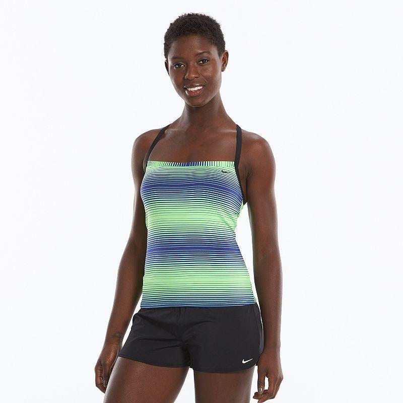 Women's Nike Streamline Racerback Tankini