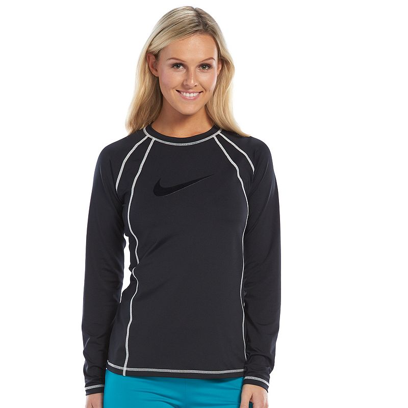 Women's Nike UPF40+ Rash Guard