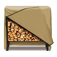 Smart Living 48-in. Log Rack Cover