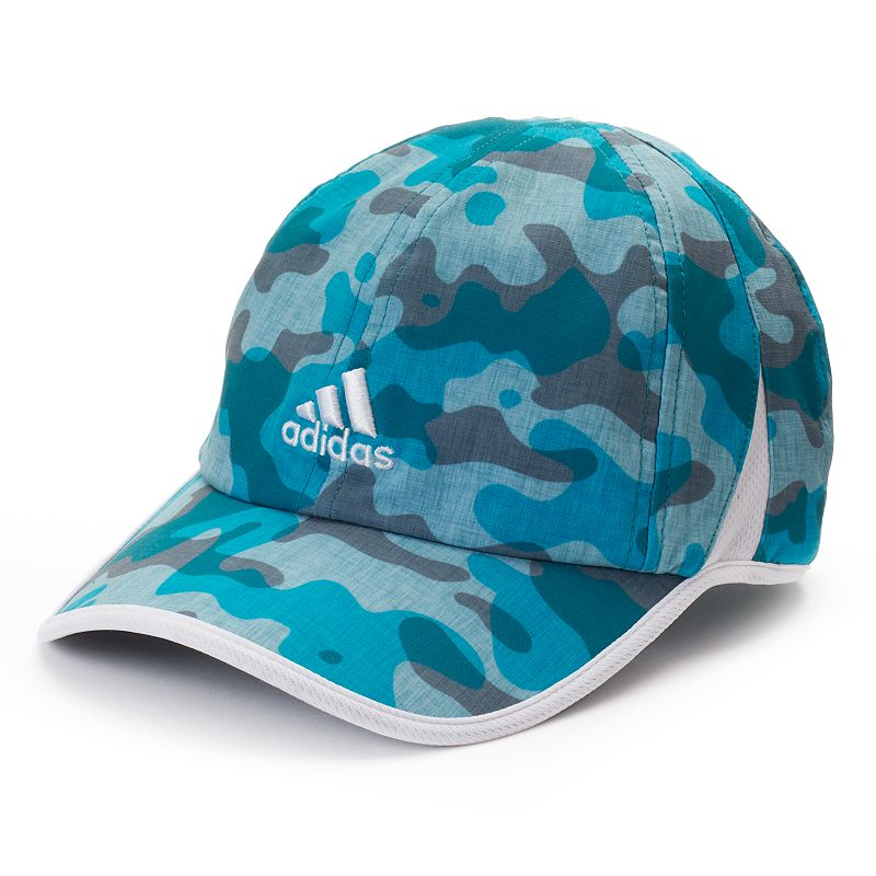 Women's adidas Adizero Reflective Camo Baseball Hat