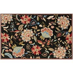 Safavieh Four Seasons Margate Floral Indoor Outdoor Rug by