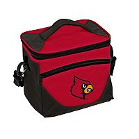 Logo Brand Louisville Cardinals Halftime Lunch Cooler