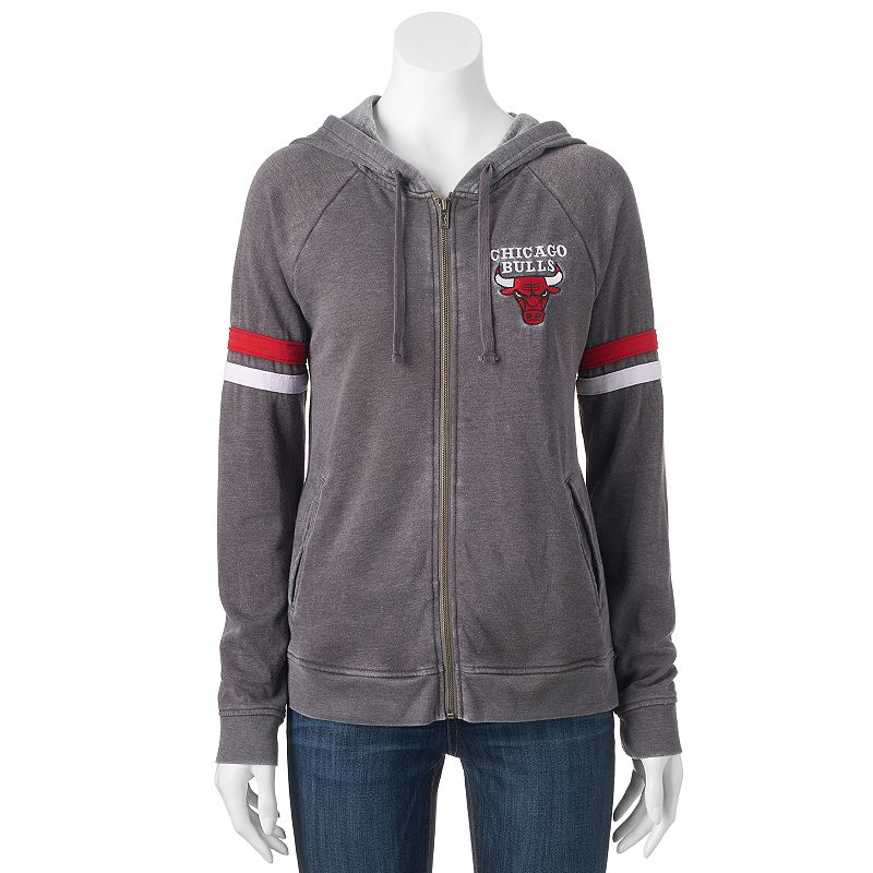 Women's Chicago Bulls Post Up Hoodie