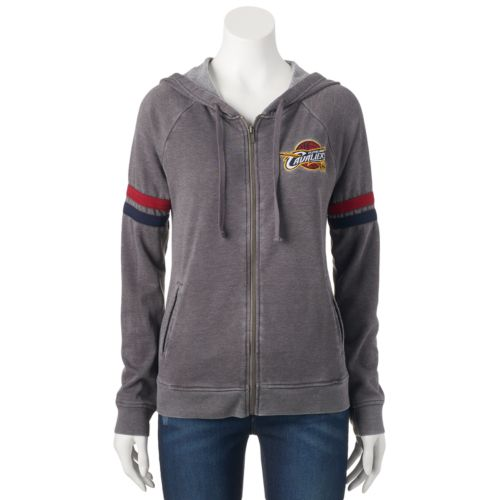 Women's Cleveland Cavaliers Post Up Hoodie