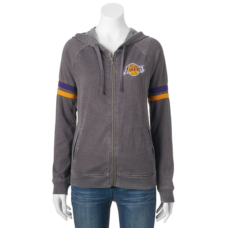 Women's Los Angeles Lakers Post Up Hoodie