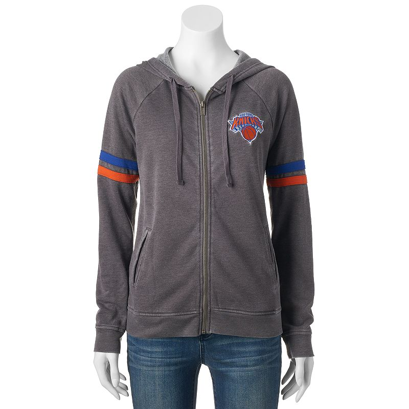 Women's New York Knicks Post Up Hoodie