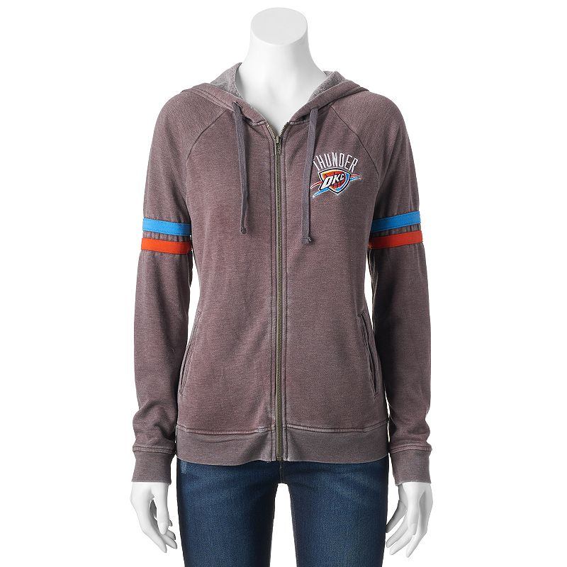 Women's Oklahoma City Thunder Post Up Hoodie