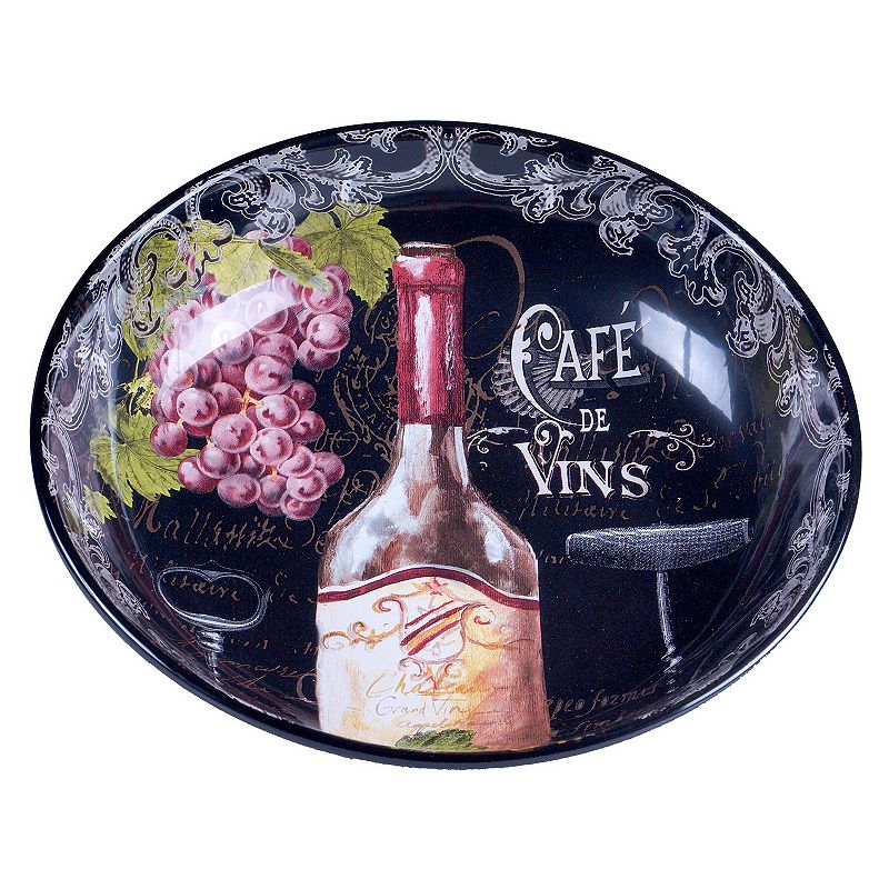 Certified International Grand Vin 13-in. Serving Bowl