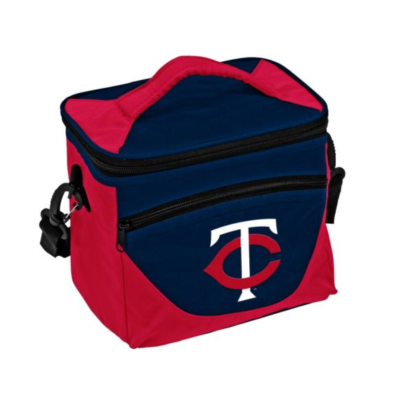 Logo Brand Minnesota Twins Halftime Lunch Cooler