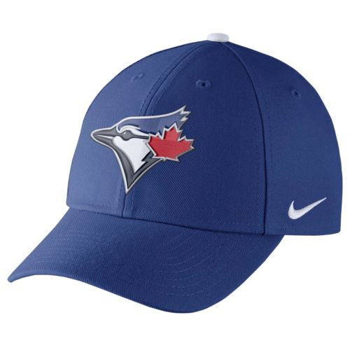 Adult Nike Toronto Blue Jays Wool Classic Dri-FIT Adjustable Cap