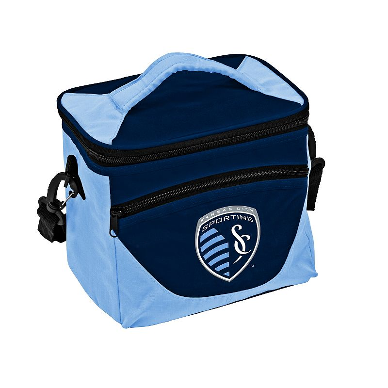Logo Brand Sporting Kansas City Halftime Lunch Cooler
