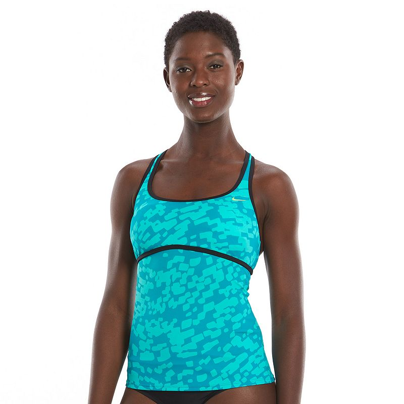 Women's Nike Drifter Racerback Tankini Top