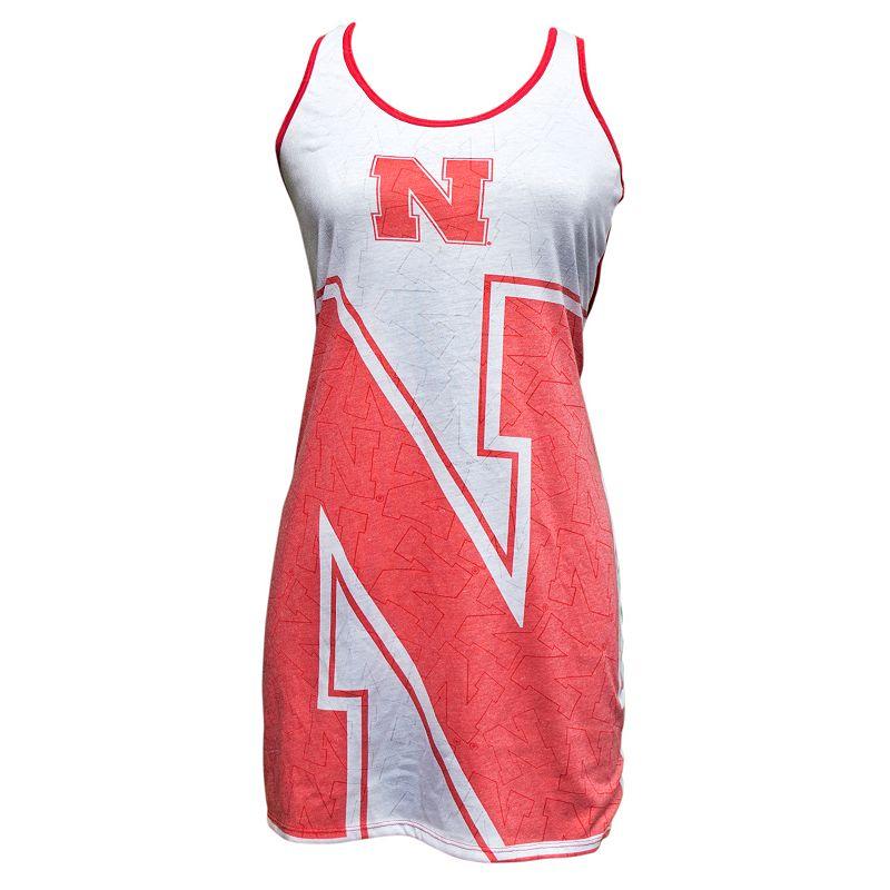 Women's Nebraska Cornhuskers Cameo Nightgown