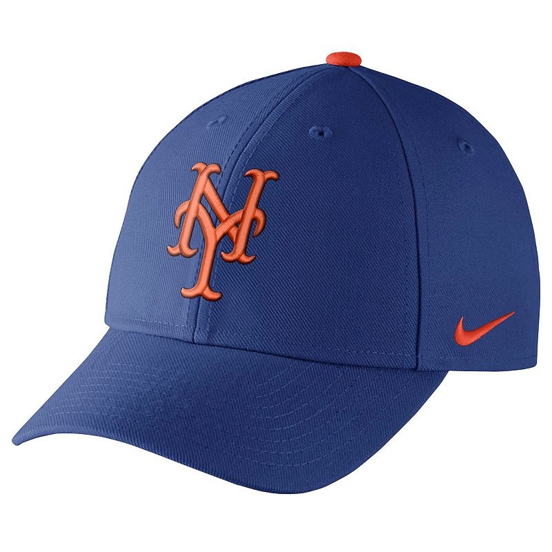 Adult Nike New York Mets Wool Classic Dri-FIT Adjustable Cap