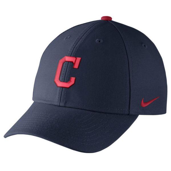 Adult Nike Cleveland Indians Wool Classic Dri-FIT Adjustable Cap