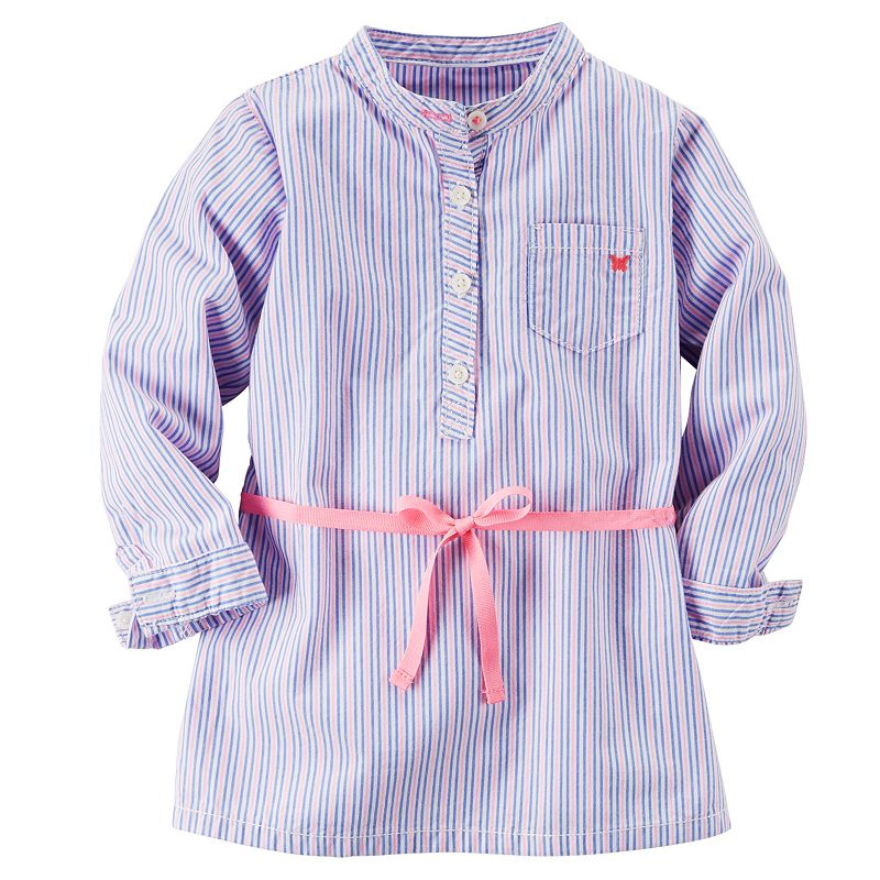 Baby Girl Carter's Striped Tunic