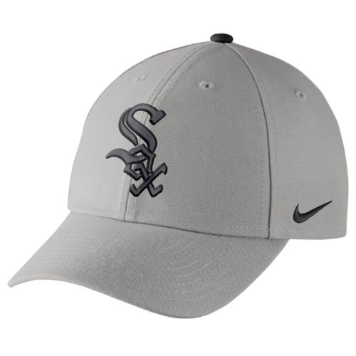 Adult Nike Chicago White Sox Wool Classic Dri-FIT Adjustable Cap