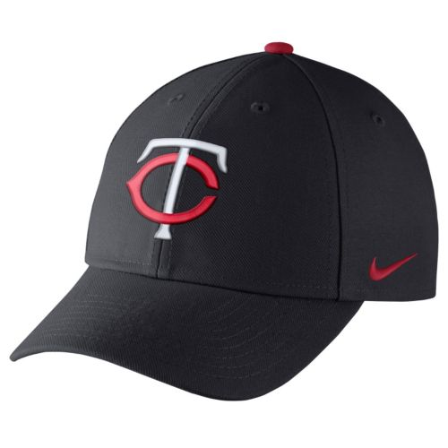 Adult Nike Minnesota Twins Wool Classic Dri-FIT Adjustable Cap