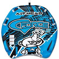 Airhead 2 Inflatable Double Rider Towable Tube