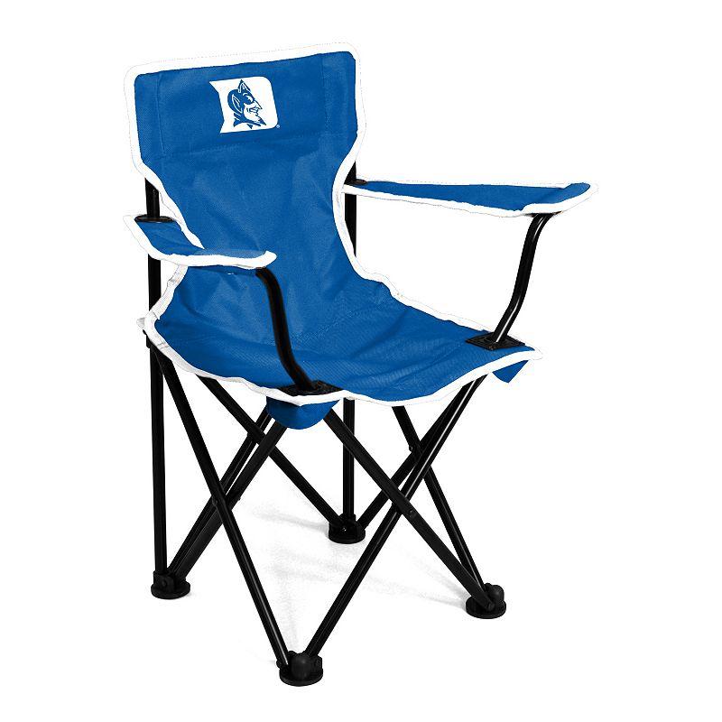 Toddler Logo Brand Duke Blue Devils Portable Folding Chair
