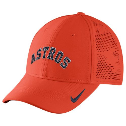 Adult Nike Houston Astros Vapor Classic Stretch-Fit Cap