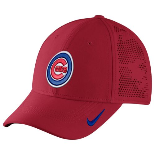 Adult Nike Chicago Cubs Vapor Classic Stretch-Fit Cap