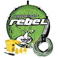Airhead Rebel Inflatable Single Rider Towable Tube Kit