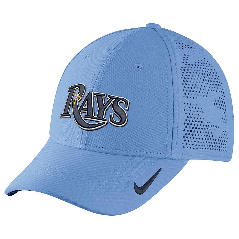 Adult Nike Tampa Bay Rays Vapor Classic Stretch-Fit Cap