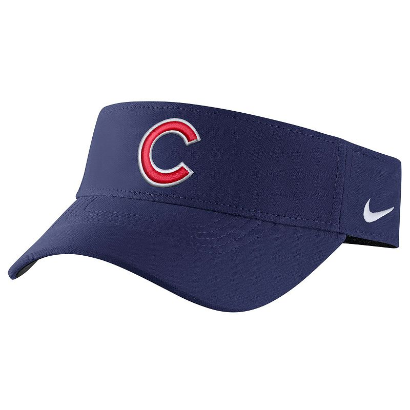 Adult Nike Chicago Cubs Vapor Dri-FIT Visor