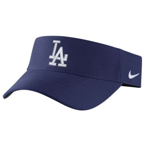 Adult Nike Los Angeles Dodgers Vapor Dri-FIT Visor
