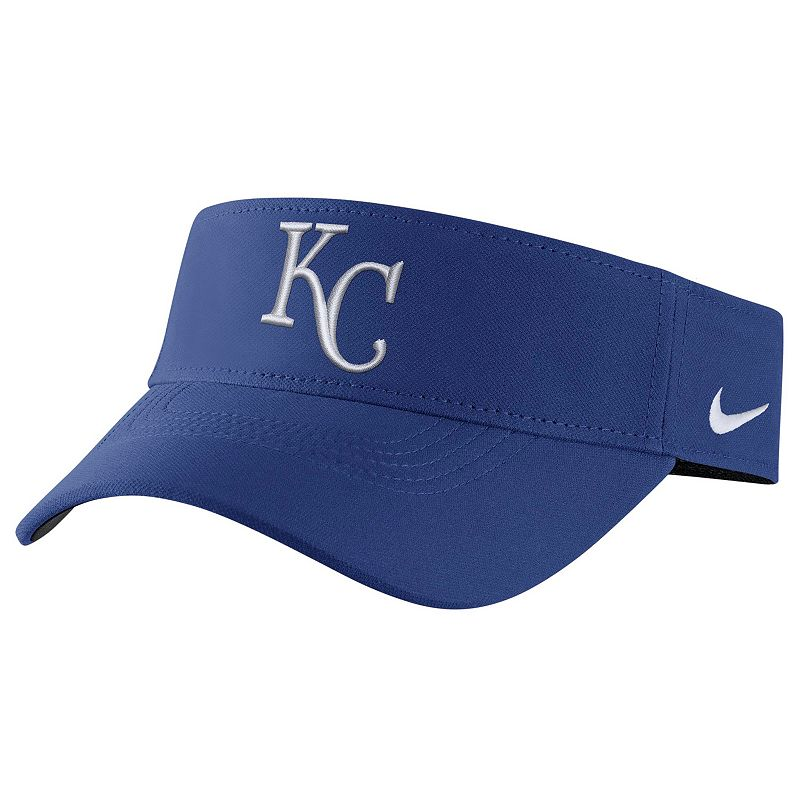 Adult Nike Kansas City Royals Vapor Dri-FIT Visor