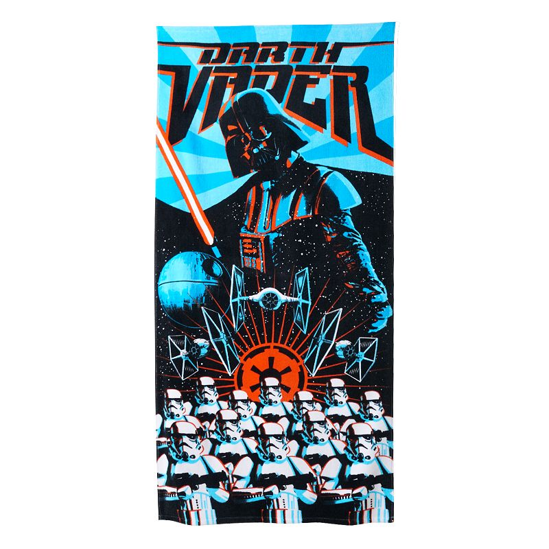 Star Wars Darth Vader Beach Towel