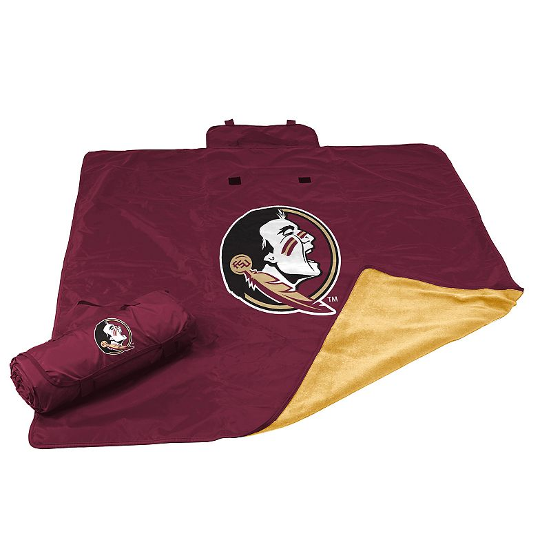 Logo Brand Florida State Seminoles All-Weather Blanket