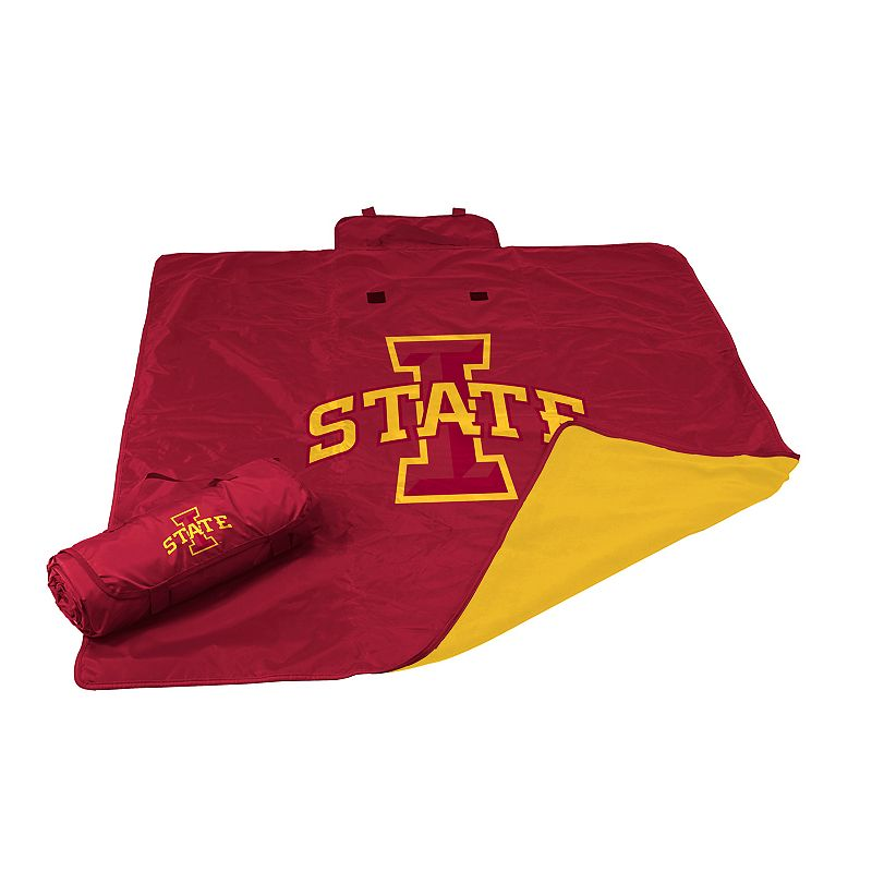 Logo Brand Iowa State Cyclones All-Weather Blanket